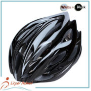 PC Inmold Shell Bicycle Helmet LH-986 black for adults bike riding protective tools safety accessories