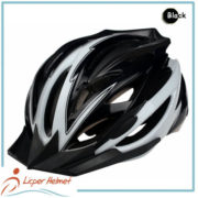 PC Inmold Shell Bicycle Helmet LH-988 black for Adults bike racing protective tools safety accessories