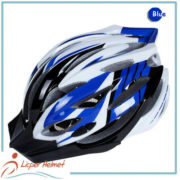 PC Inmold Shell Bicycle Helmet LH-988 blue for Adults bike racing protective tools safety accessories