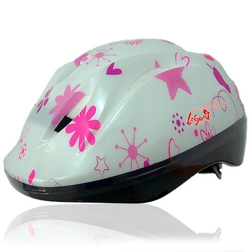 Coffee Cat Kids Helmet LH208 for child skater, roller, scooter, skateboard, longboard, balance bike and bike sport safe accessory