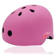 Denim Dog Kids Helmet LH501 for child skater, roller, scooter, skateboard, longboard, balance bike and bike sport safe accessory