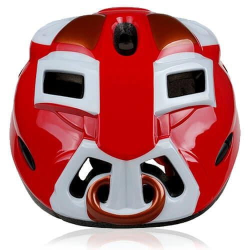 Orange Ox Kids Helmet LHL02 front for child skater, roller, scooter, skateboard, longboard, balance bike and bike sport safe accessory