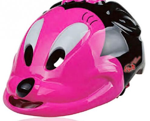 Rainbow Rat Licper Kids Helmet LHS01 3D Rat outlook for children bike riding, skate, roller, scooter and balance bike riding safety head equipment