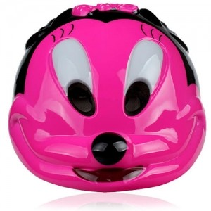 Rainbow Rat Kids Helmet LHS01 front for child skater, roller, scooter, skateboard, longboard, balance bike and bike sport safe accessory