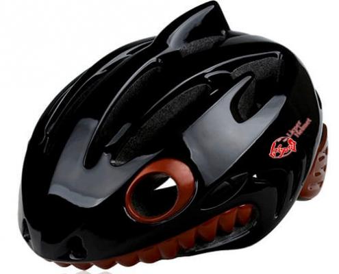 Silver Shark Licper Kids Helmet LHU06 3D shark outlook head protective equipment for child cycling, skate, roller, scooter, skateboard and balance bike sport