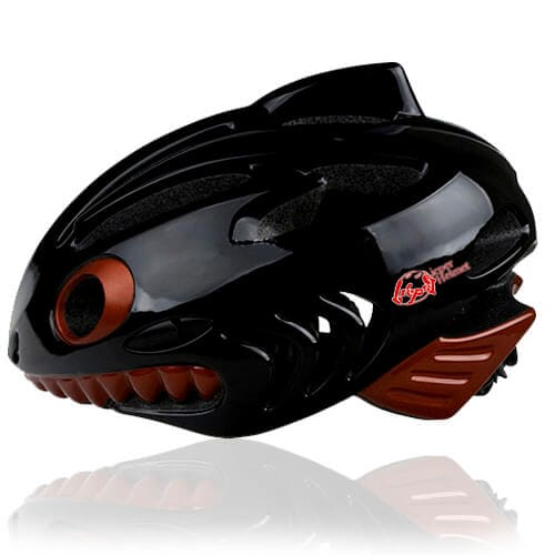 Silver Shark Kids Helmet LHU06 side for child skater, roller, scooter, skateboard, longboard, balance bike and bike sport safe accessory