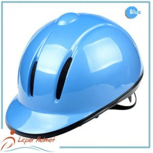 Horse Riding Helmet LH-LY23 blue for horse rider safety protective accessory tools