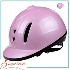 Horse Riding Helmet LH-LY23 pink for horse rider safety protective accessory tools