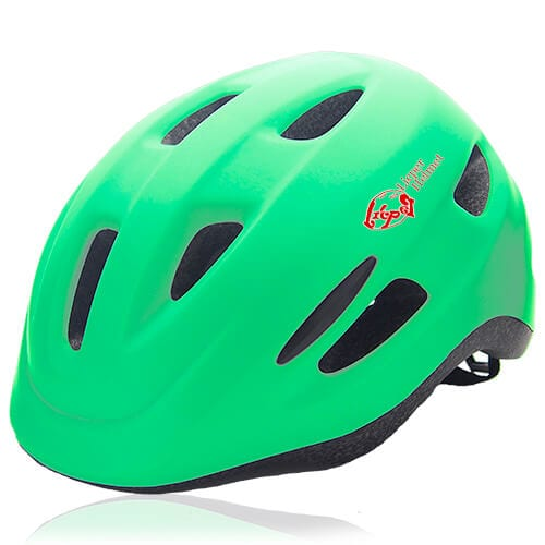 Flax Frog Kids Helmet LH030 for child skater, roller, scooter, skateboard, longboard, balance bike and bike sport safe accessory