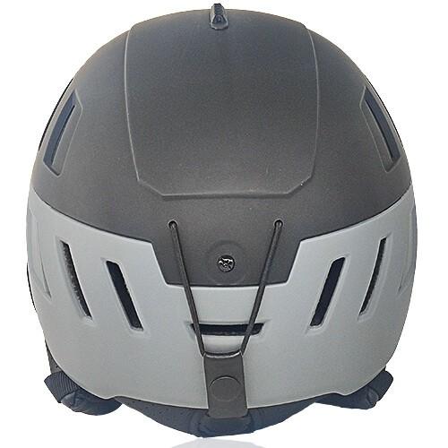 LIcper Skie Helmet Frank Fir LH-808 back for adulte ski sport, snow skate sport and snowboard sport head protective gear