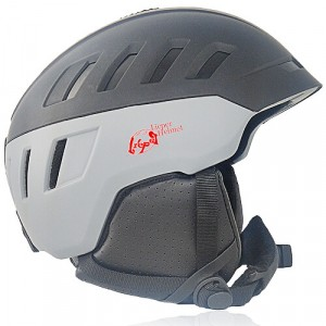 Frank Fir LIcper Ski Helmet LH-808 Side for skiing and snowboarding sport head safety and warm gear