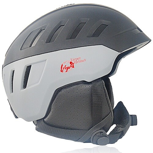 LIcper Skie Helmet Frank Fir LH-808 Side for adulte ski sport, snow skate sport and snowboard sport head protective gear