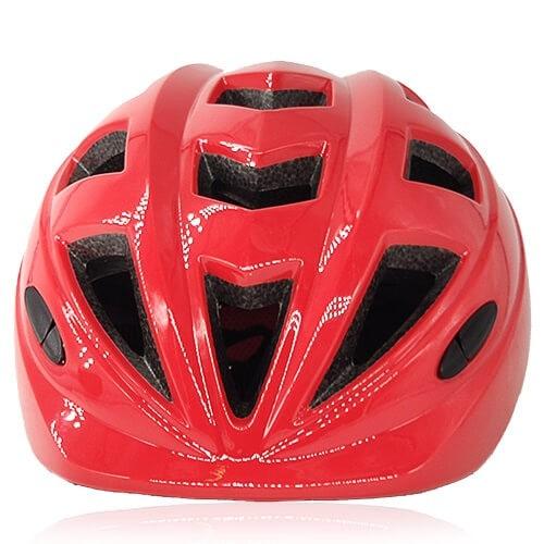 Licper Blue Bee Kids Helmet LH-211 red front for kids outdoor sport head protective gear