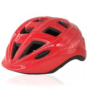 Licper Blue Bee Kids Helmet LH-211 red for kids outdoor sport head protective gear