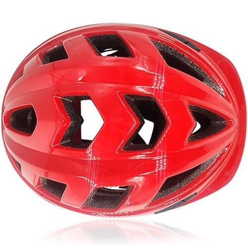 Licper Blue Bee Kids Helmet LH-211 red top for kids outdoor sport head protective gear