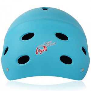 Sector Lily Licper Skate Helmet LH-503 back for all skate, roller, scooter, inline skate and bike sport player head safety gear