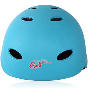 Sector Lily Licper Skate Helmet LH-503 front for skate, roller, inline skate, skateboard and bicycle riding sport head protective gear