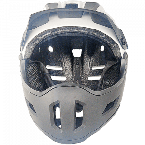 licper MTB Cycle Helmet Brave Bear LH-701 White front