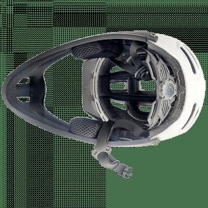 licper MTB Cycle Helmet Brave Bear LH-701 White inner