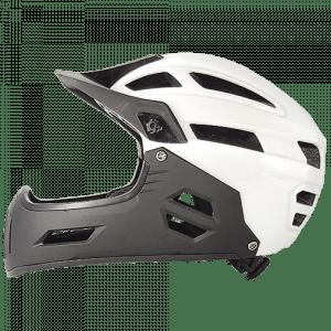 licper MTB Cycle Helmet Brave Bear LH-701 White side